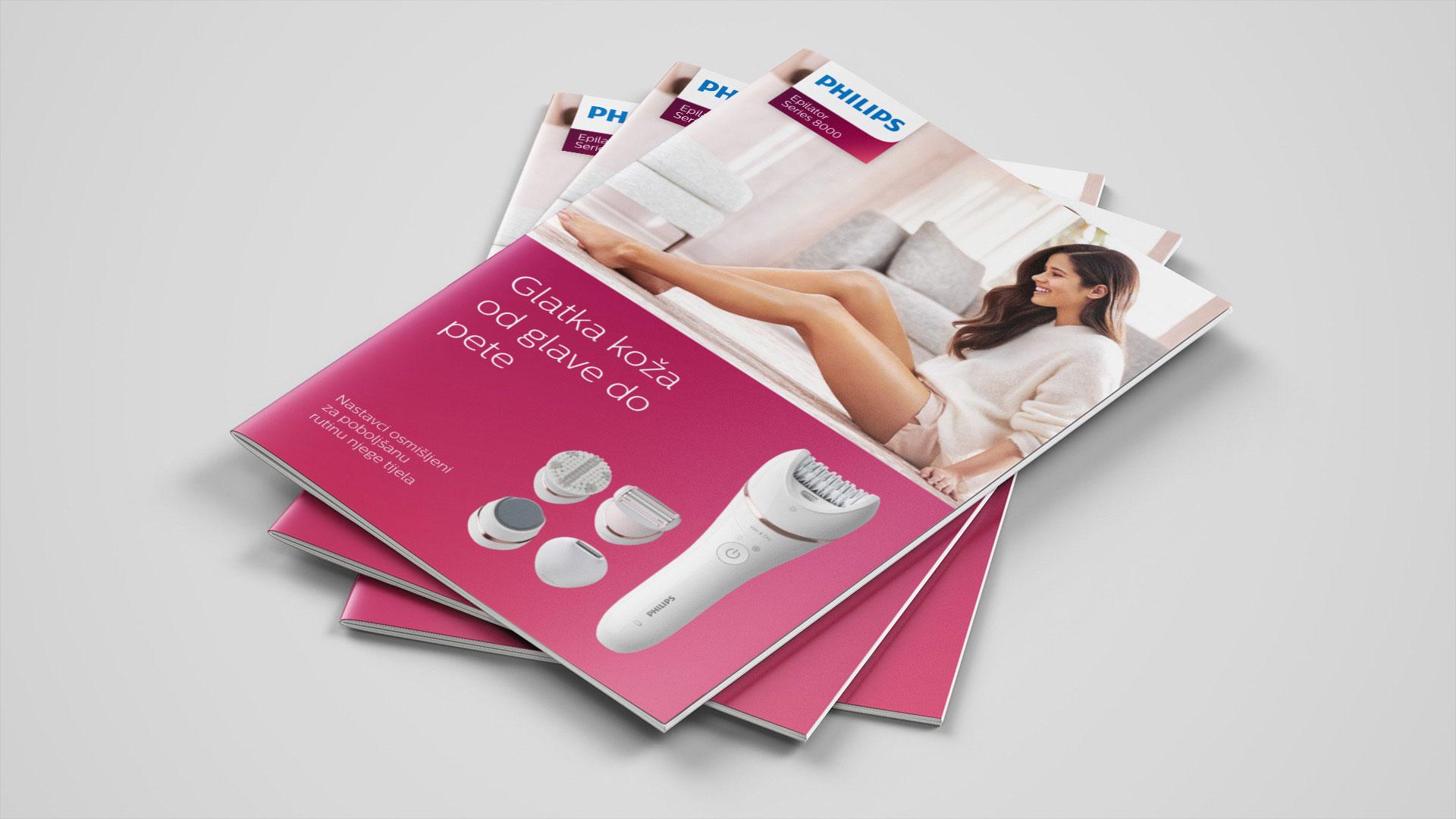 Philips brošura